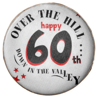 Happy 60th Birthday Chocolate Covered Oreo