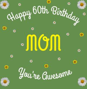 happy birthday mom posters photo prints zazzle