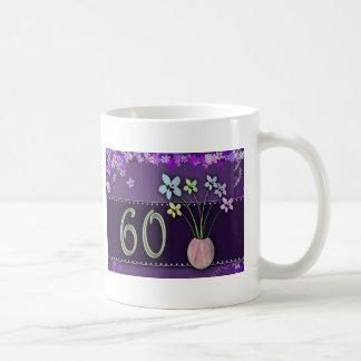 Happy 60th Birthday Coffee Mugs
