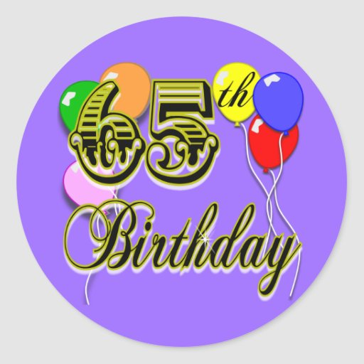 Gallery For > Funny 65th Birthday Clipart