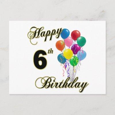 [Image: happy_6th_birthday_post_cards_and_birthd...li_400.jpg]