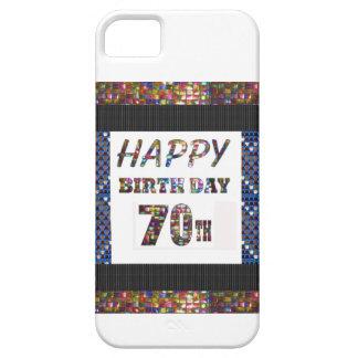 Happy 70th Birthday iPhone SE/5/5s Case