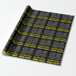 [ Thumbnail: Happy 88th Birthday, Fun Colorful Stars Pattern 88 Wrapping Paper ]