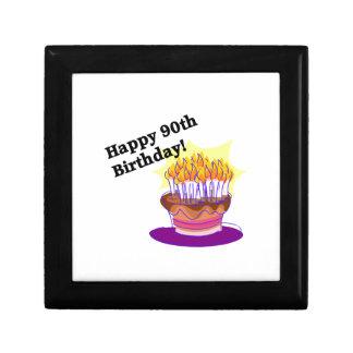 Happy 90th Birthday Gift Boxes