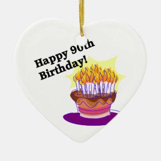 Happy 90th Birthday! Ornament