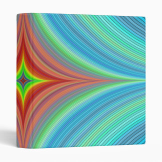 Happy abyss 3 ring binder