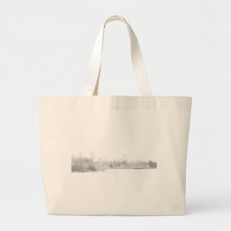 Happy Accident Large Tote Bag
