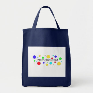 Happy Adoption Day Tote Bag