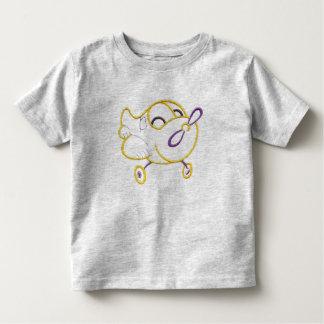 Happy Airplane Toddler T-shirt