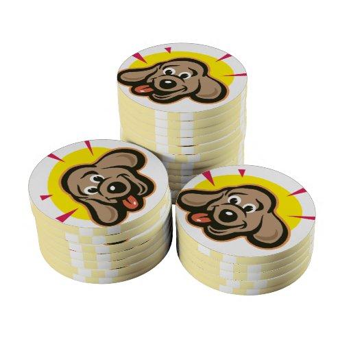 Poker face tokyo chips