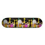 Happy Animals Skateboard Decks