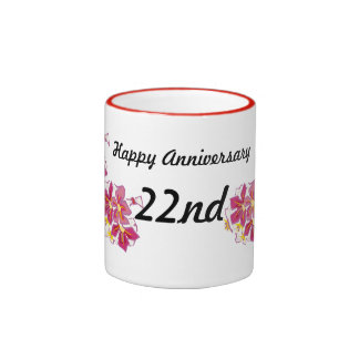 Wedding Anniversary Gifts 22 Year : 22nd Wedding Anniversary T-Shirts, 22nd Anniversary Gifts