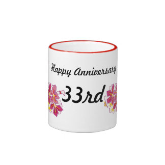 33rd Wedding Anniversary Gift For Husband : 33rd Wedding Anniversary T-Shirts, 33rd Anniversary Gifts