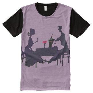 Happy Anniversary All-Over Print Shirt