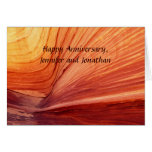Happy Anniversary, Apache Wedding Blessing Greeting Card