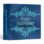Happy Anniversary Avery Binder