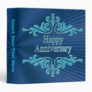 Happy Anniversary Avery Binder