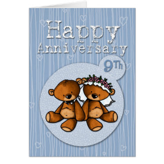 Cute 9th Wedding Anniversary Gifts on Zazzle