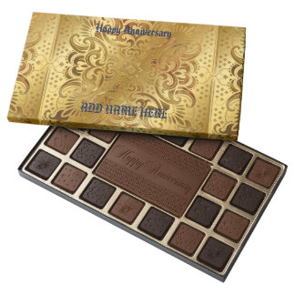 Happy Anniversary  Box of Chocolates