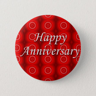Happy Anniversary Button