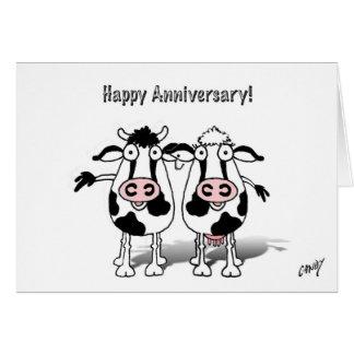Happy Anniversary! Card