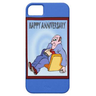 Happy Anniversary iPhone 5 Cases