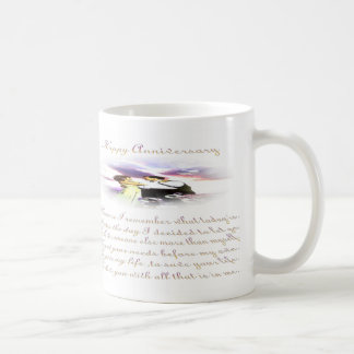 Happy Anniversary Coffee Mug