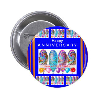 Happy ANNIVERSARY :Editable text Let CHANGE Button