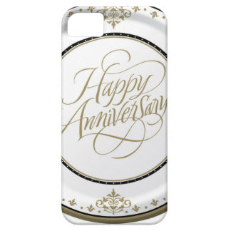 HAPPY ANNIVERSARY GIFTS iPhone 5 COVERS