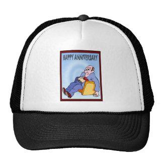 Happy Anniversary Hat