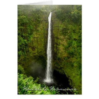 Happy Anniversary-Hawaii Card