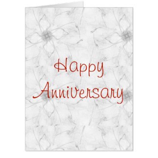 Happy Anniversary Jumbo Card