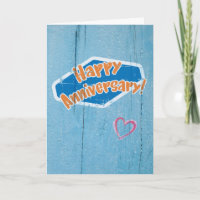 Irreverent cards zazzle happy anniversary nongreeting card m4hsunfo