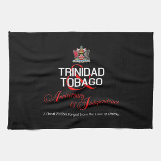 Happy Anniversary of Independence T&T Kitchen Towel