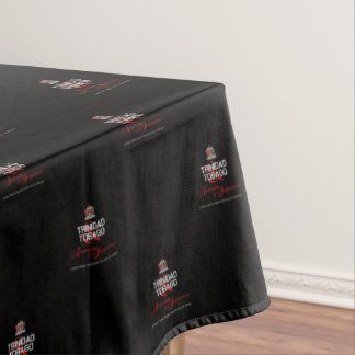 Happy Anniversary of Independence T&T Tablecloth
