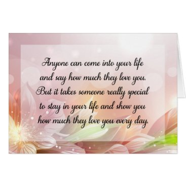 girlygirlgraphics Happy Anniversary or Birthday Love Quote Card
