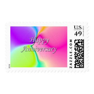 Happy Anniversary Postage