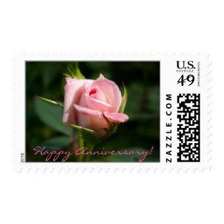 Happy Anniversary Stamp