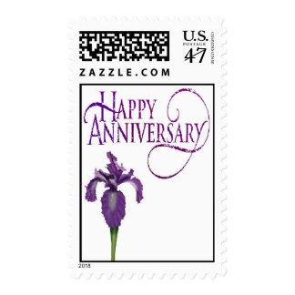 happy anniversary stamps