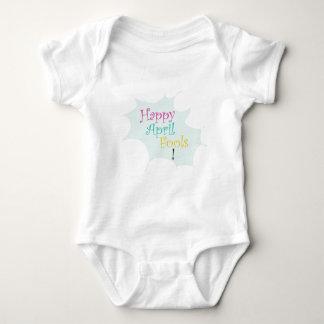 Happy April Fool's Baby Bodysuit