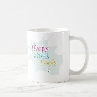 Happy April Fool's Coffee Mug