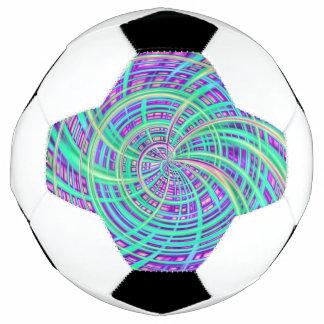 Happy aqua (C) Soccer Ball