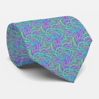 Happy aqua (C) Tie