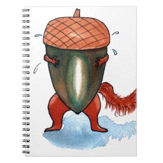 Happy Arbor Day Spiral Notebook