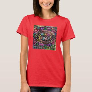 "Happy Art: ""Happy California"" Shirt"