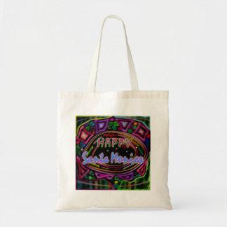 "Happy Art: ""Happy Santa Monica"" Bag"