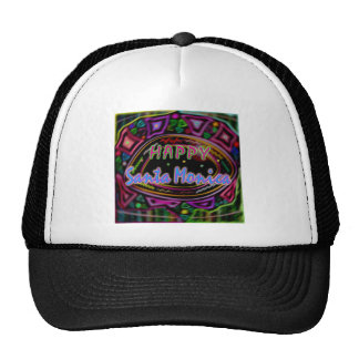 "Happy Art: ""Happy Santa Monica"" Hat"
