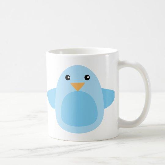 Happy as a Bluebird Coffee Mug
