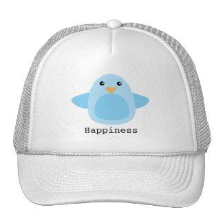 Happy as a Bluebird Hat