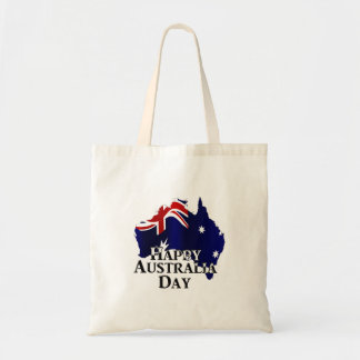 Happy Australia Day Tote Bag